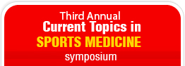Chris Nowinski - Second annual Current Topics in Sports Medicine symposium - CACTIS  Foundation